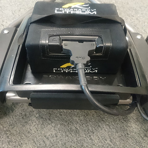 Battery Conversion Kit for Sport Carts