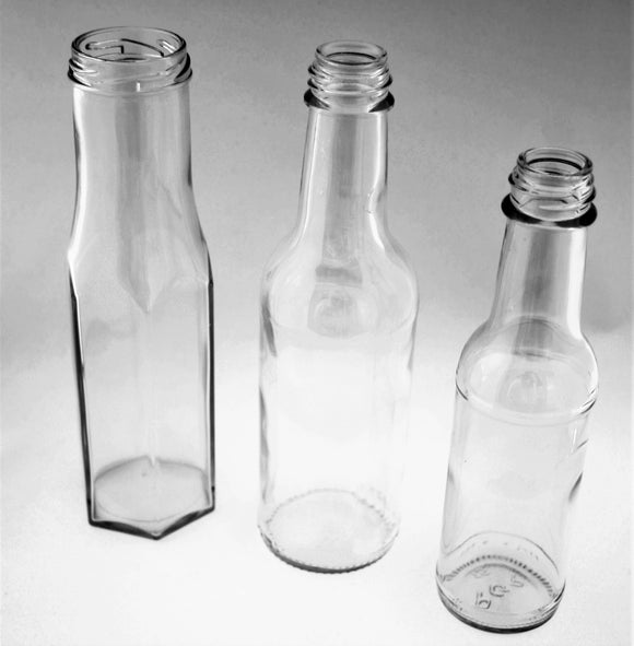 Bottles, Glass