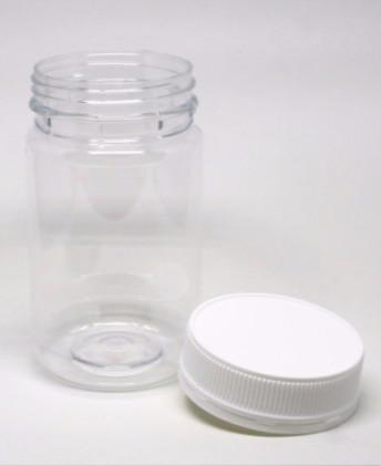 Jars, Clear PET