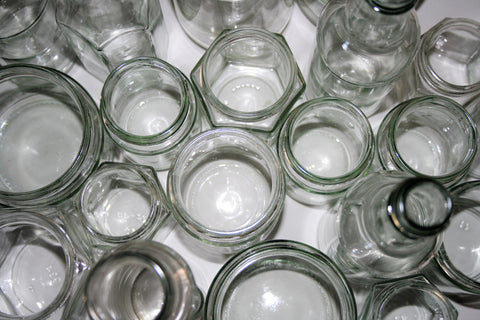 How to sterilise glass jars and bottles for jams and preserves