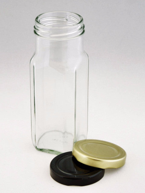 Jar, 250ml Tall Chutney, Glass, 53mm Twist finish