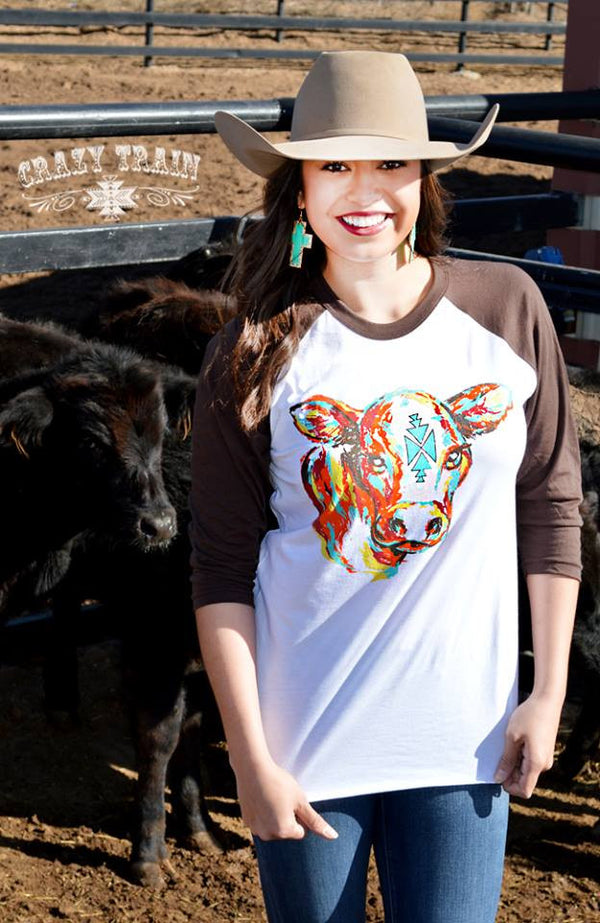 Crazy Train Shirts | Livestock Themed Shirts | Livestock Themed Clothing | Country Style Clothes | Livestock Jewelry | Farm Shirts