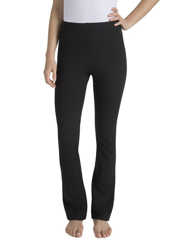 Lysse | Ella Boot Cut Pants in Black