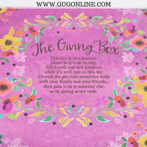 The Giving Box in Large
