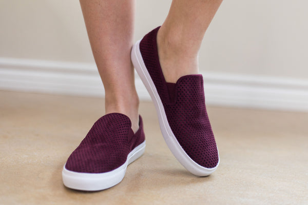 Stylish Sneakers Womens Suede