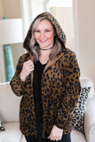 Once In A Lifetime Corduroy Jacket in Leopard