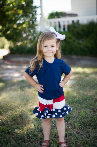I Love The USA Children's Shorts