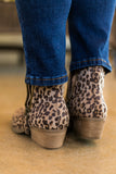 Very G Boots | Very G Shoes | Leopard Booties