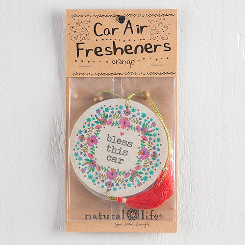 Natural Life Products | Unique Car Air Fresheners