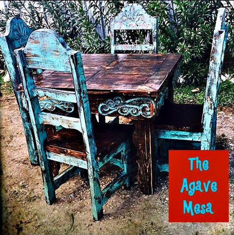 Agave Mesa Kitchen Set