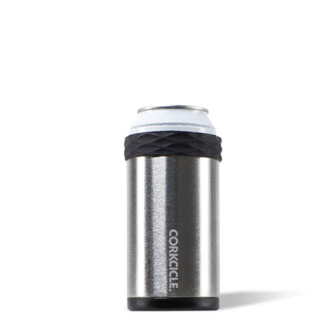 Classic Collection Corkcicle Arctican Can Cooler in Steel