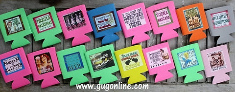 Assorted Fun Koozies