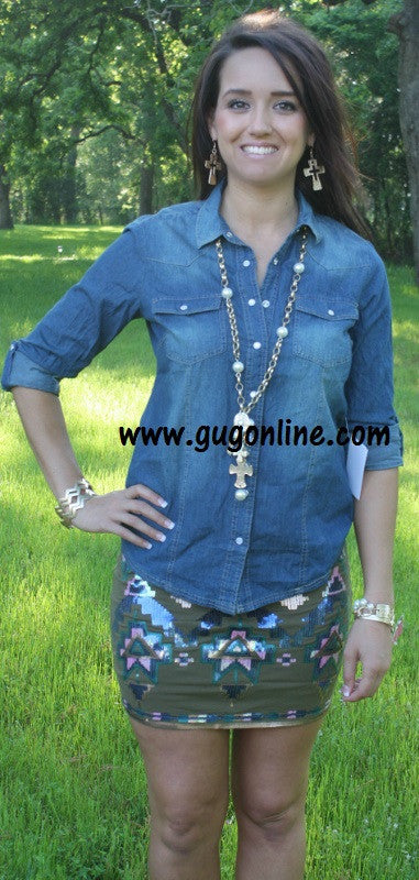 Aztec Print Clothes | Aztec Print Shirts | Indian Beaded Jewelry | Indian Inspired Fashions