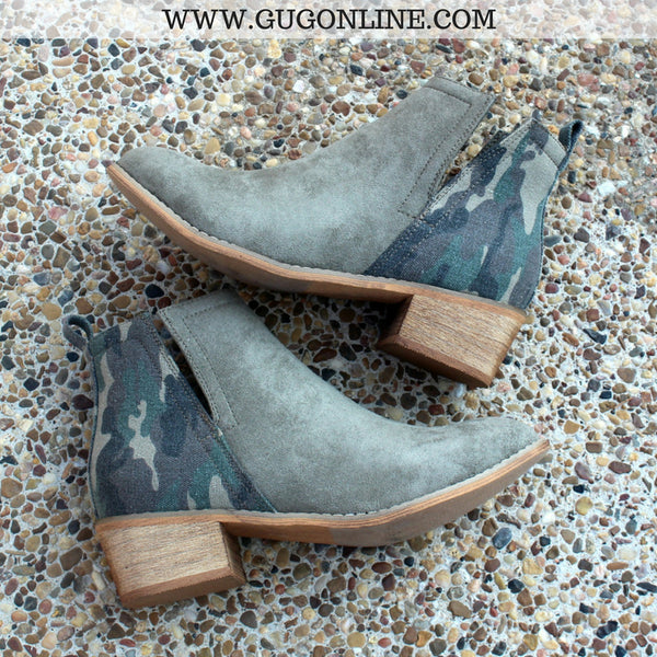 Corkys Booties | Corkys Shoes  | Corky's Camo Footwear