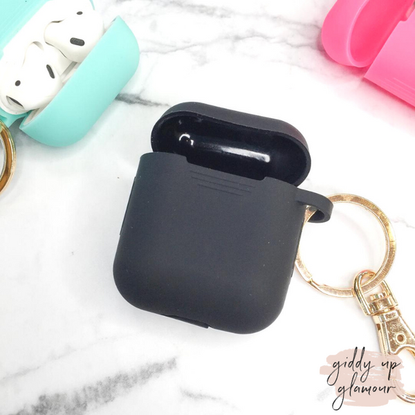 Protective AirPods Cover in Black