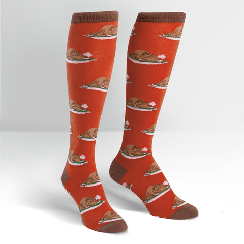 Turkey Time Socks
