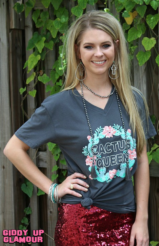 Cactus Clothing | Cactus Print Clothes | Cactus Related Gifts | Cactus Theme Jewelry | Desert Rose Collection