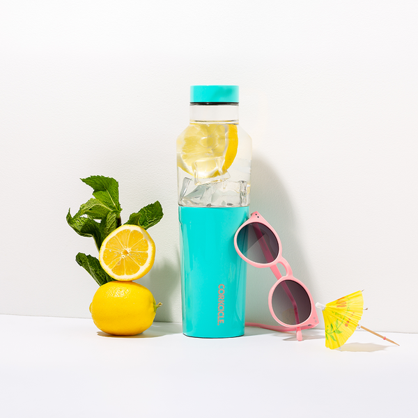 20 oz Corkcicle Hybrid Collection | Canteen - Turquoise