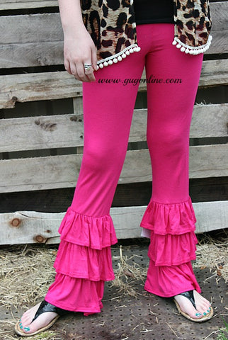 Girls Like Us Children's Pants in Pink