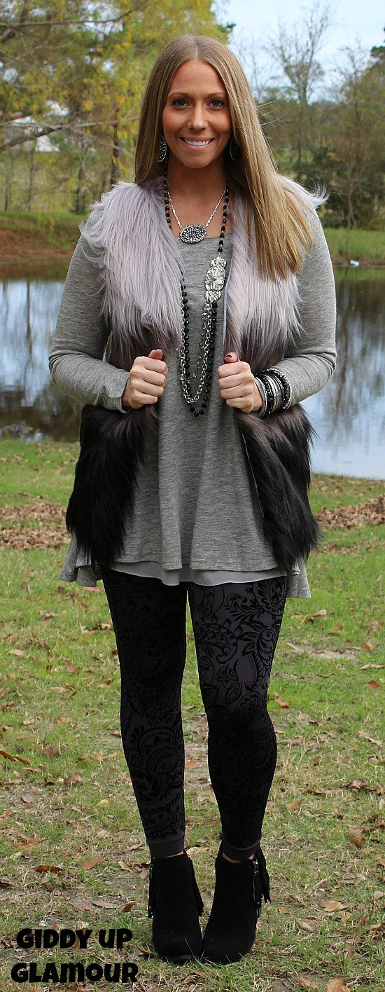 Unique Plus Size Missy Women's Clothing Boutique Leggings