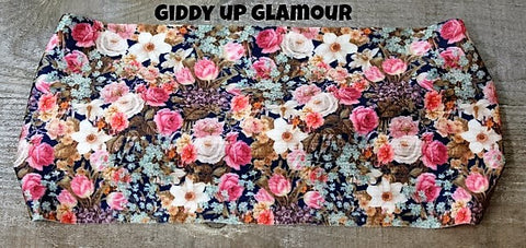 Gypsy Rose Floral Headband