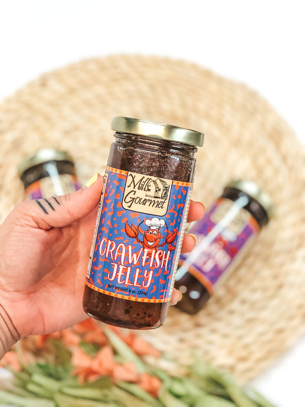 Mills Gourmet | Crawfish Jelly