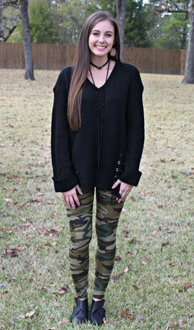 Camo Cutie Super Soft Camouflage Leggings