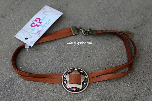 Pink Panache Jewelry | Pink Panache Jewelry On Sale | Pink Panache Bronze Chokers