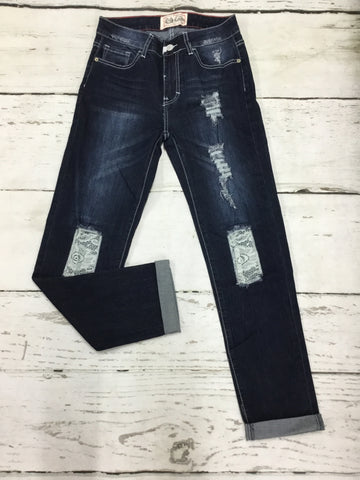 Closeout Jeans Style 148624 (LB-062-DW)  SIZE 6 ONLY