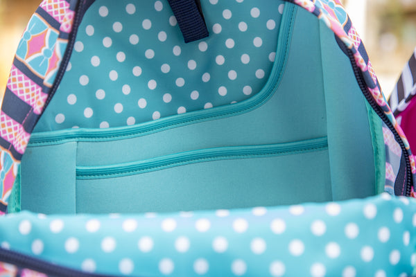 Pretty and Witty Back Pack with Bows