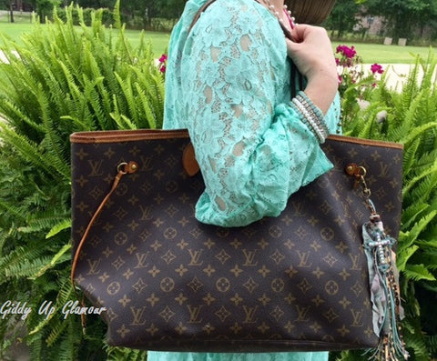 Authentic Used Louis Vuitton Neverfull GM