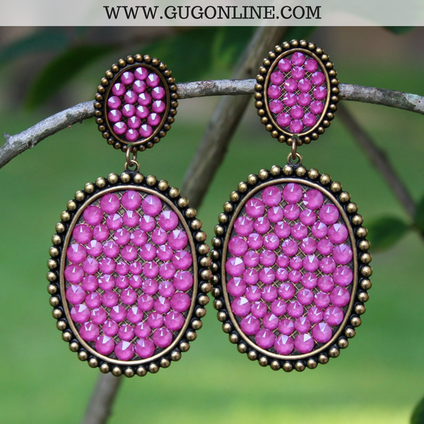 Pink Panache Jewelry | Pink Panache Jewelry On Sale | Pink Panache Bronze Earrings