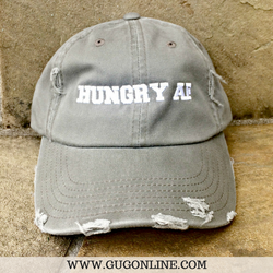 aaab080fc636 Hungry AF Cap – Giddy Up Glamour Boutique