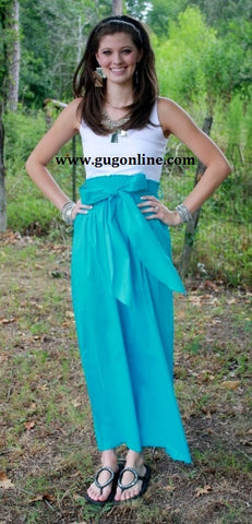 Oh My! Maxi Dress in Jade