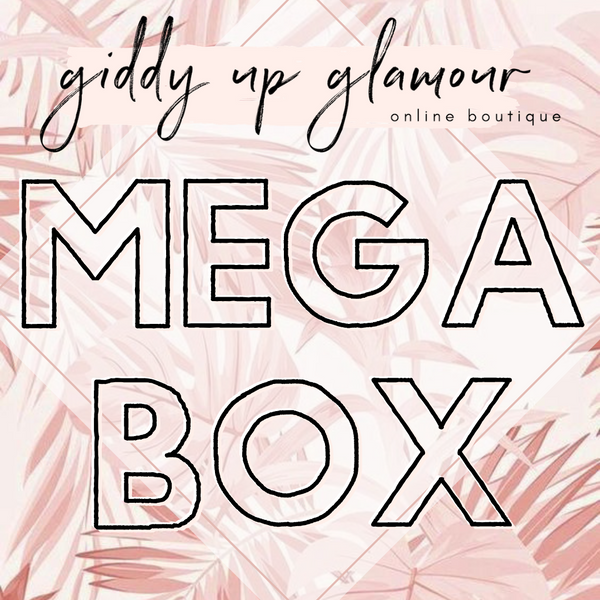 Giddy Up Glamour Mega Boutique Box