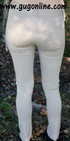 Ride Away With Me Beige Riding Pants
