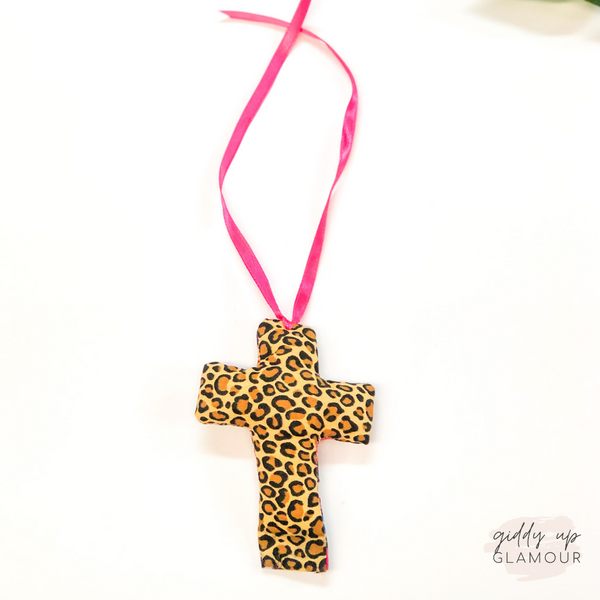 Leopard Cross Freshie - Love Spell