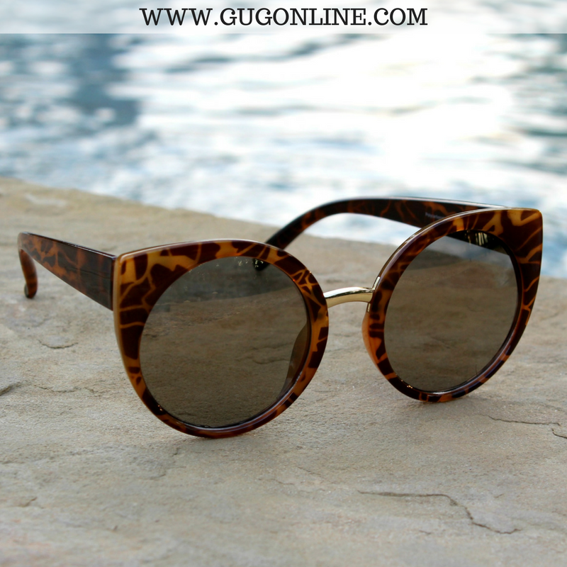 The Olivia Cat Eye Sunglasses travel product recommended by Christina Albe on Lifney.