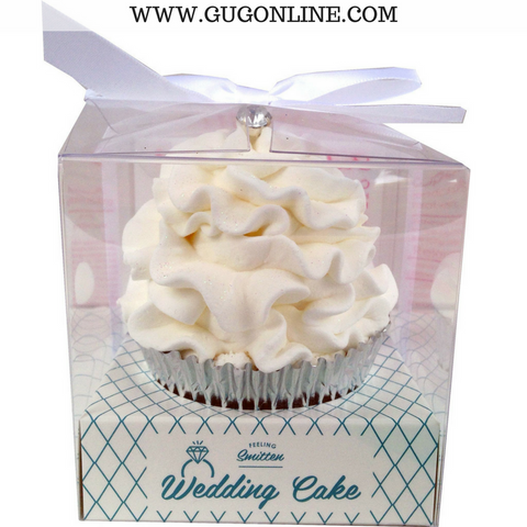 Large Wedding Cake Cupcake Bath Bomb