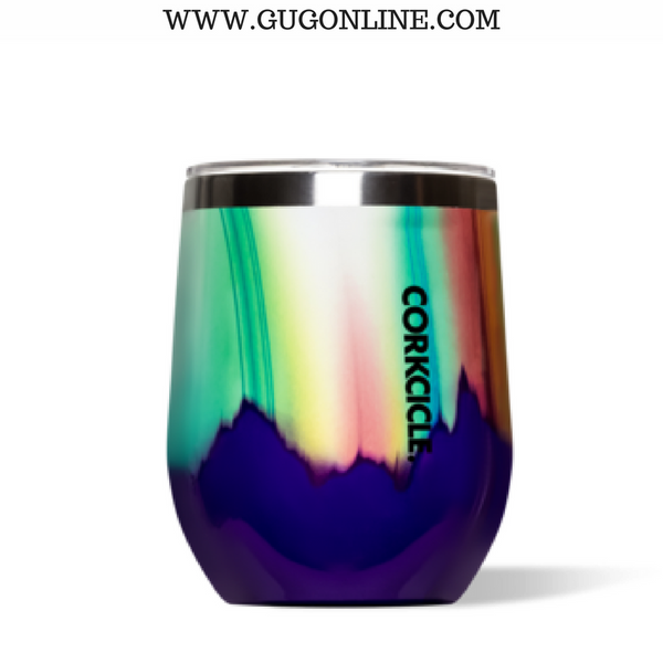 Aurora Collection Corkcicle Stemless - 12 oz