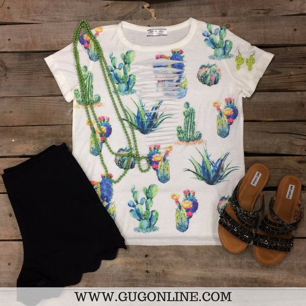 Cactus Clothing | Cactus Print Clothes | Desert Rose Collection