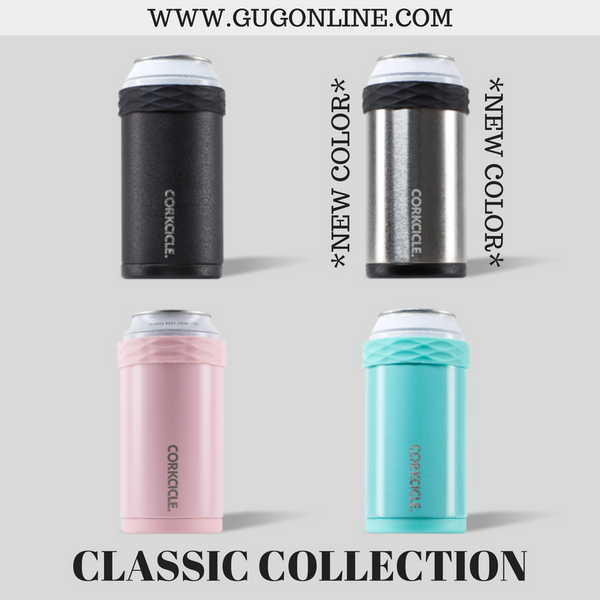 Classic Collection Corkcicle Arctican Can Cooler