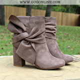 Not Rated Booties Short Ankle Boots