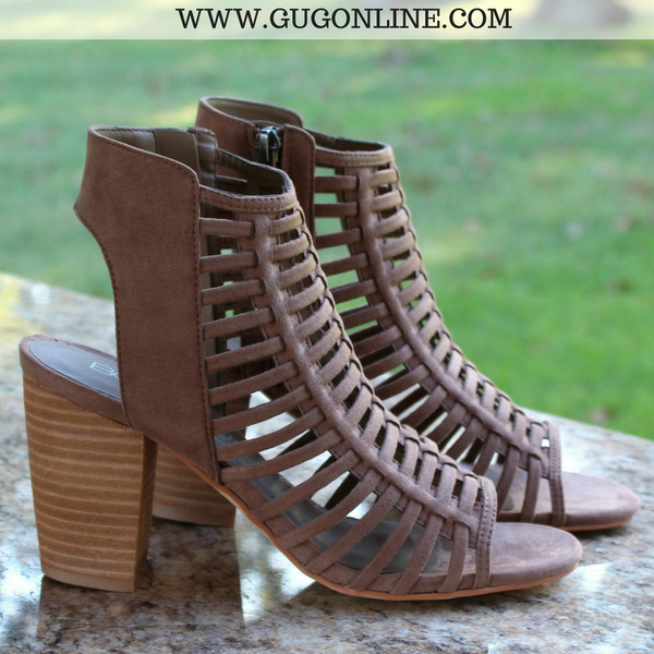 Corkys Caged Heels | Corkys Shoes  | Corky's Footwear