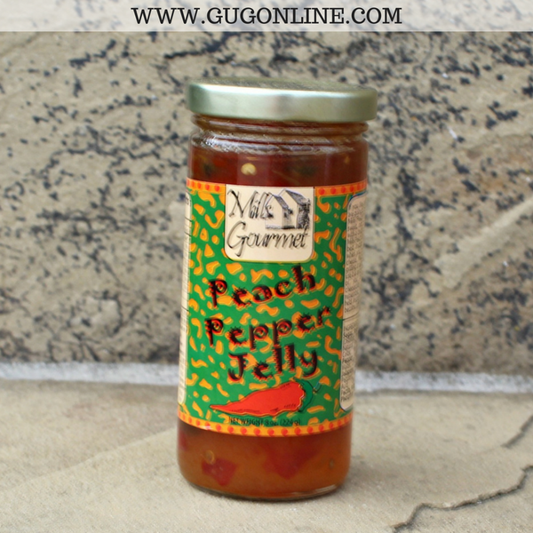 Mills Gourmet Pepper Jelly | Mills Gourmet Pepper Jellies