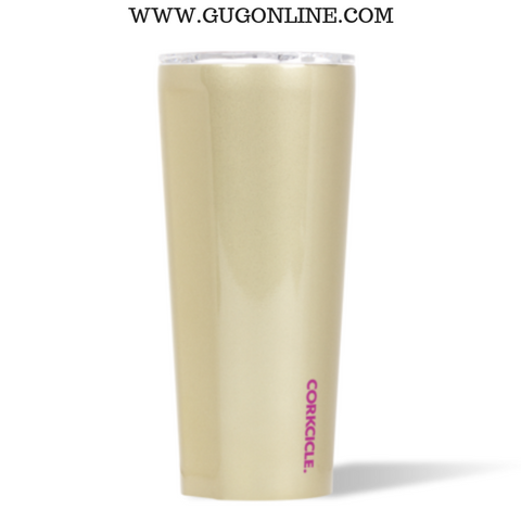 Glampagne Corkcicle Tumbler Cup - 24 oz