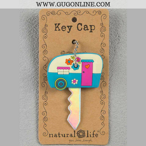 Enjoy the Ride Camper Key Cap