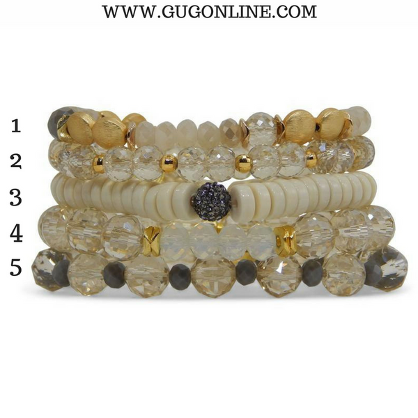 Erimish Stackable Crystal Bracelets - Dreamcatcher