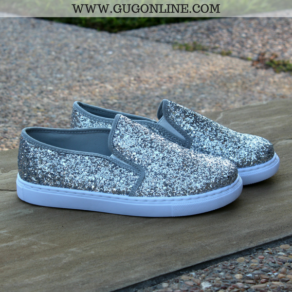 Stylish Womens Sneakers Glitter
