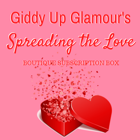Spreading the Love Valentine's Glamour Box